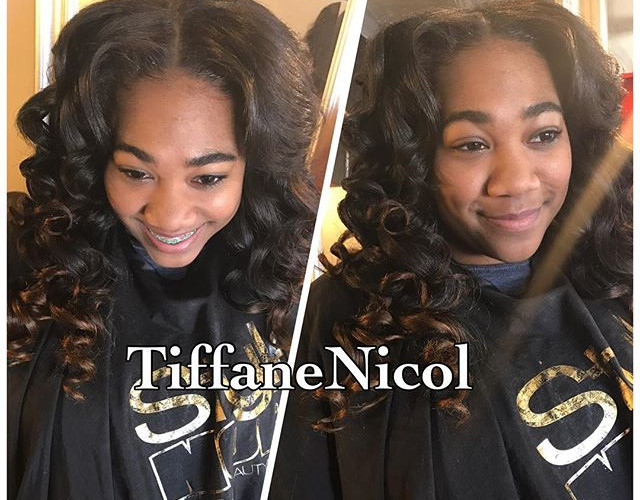 The Perfect Sewin by #TiffaneNicol #atlantahairstylist #atlantasewins