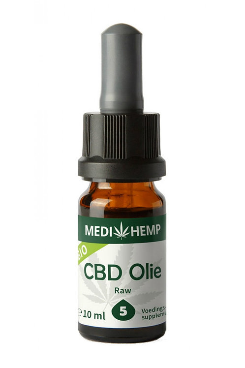 Medihemp 5% RAW | 30ml