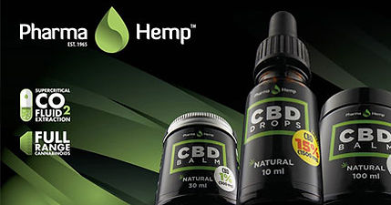 Pharma hemp cbd oil