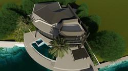 LHP Rendering - Aerial View