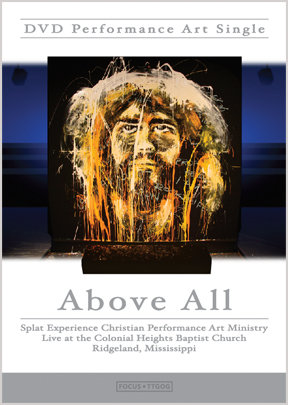 Above All DVD
