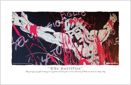 The Sacrifice Print