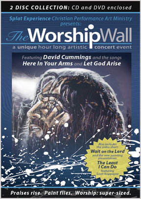 The Worship Wall DVD