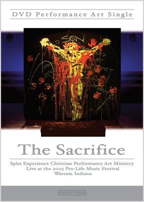 The Sacrifice DVD