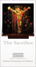 The Sacrifice Bookmark