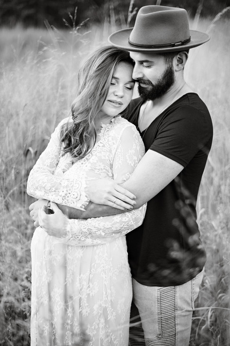 Fairfield County Forest Maternity Session _ Ashley Therese Photography-48.jpg