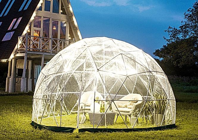 Garden Dome Tent