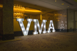 VMA Light Up Letters