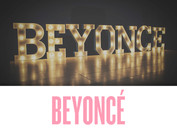 Beyonce Light Up Letters By Marvellous G