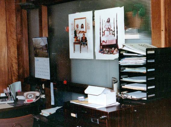 Old Front Desk