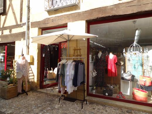 Monpazier boutique