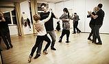 nadaljevalni intenzivni plesni tečaj