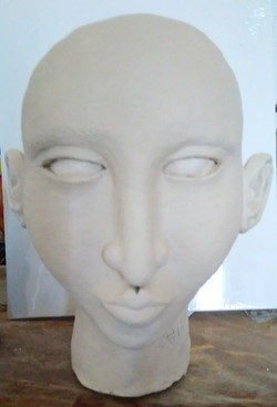 Bust Head 2