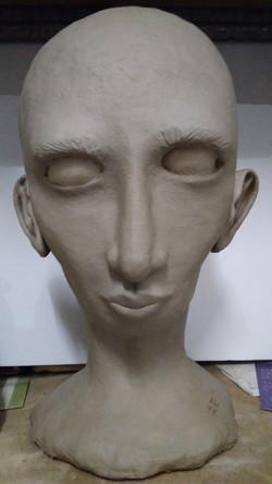Bust Head 1
