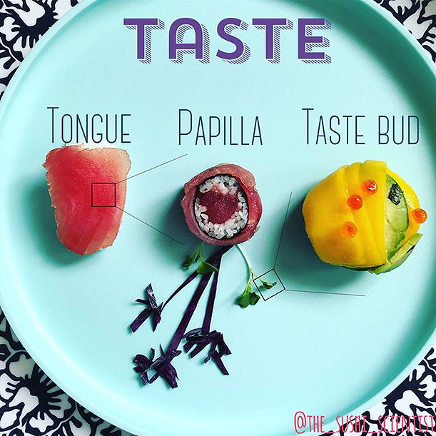 Sushi Science | Janelle Letzen | Taste