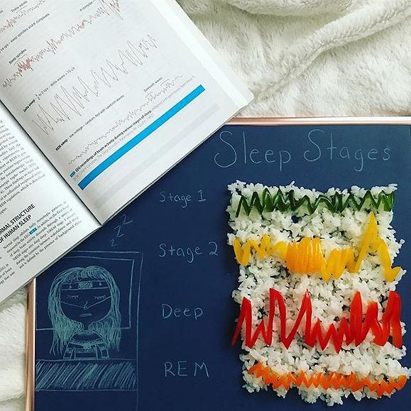 Sushi Science | Janelle Letzen | Sleep