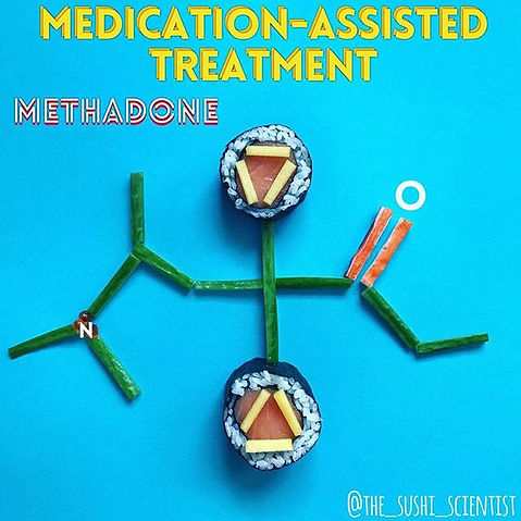 Medication-Assisted Treatment opioid use sushi scienc