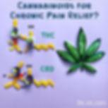 marijuana pain sushi science