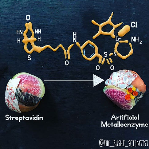 Sushi Science   Janelle Letzen   Metalloenzymes
