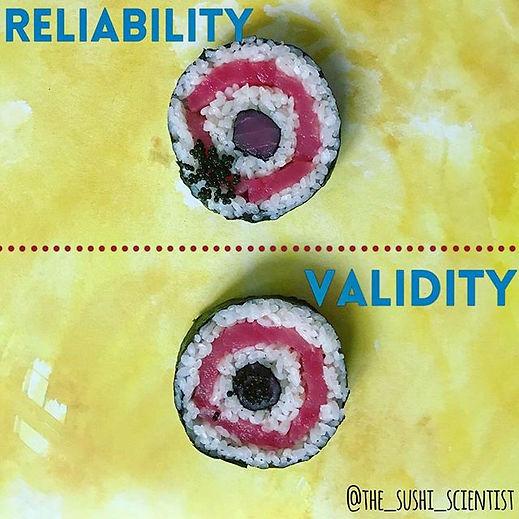 Sushi Science | Janelle Letzen | Reliability