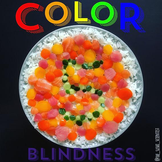 Sushi Science   Janelle Letzen   Color Blindness