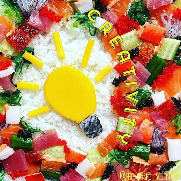 Sushi Science   Janelle Letzen   Creativity