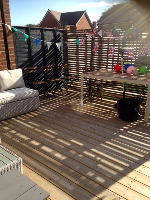 Decking & Trellis Screen