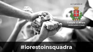 #IORESTOINSQUADRA: Il fondo di solidarietà lanciato dalla Pallacanestro Mirano
