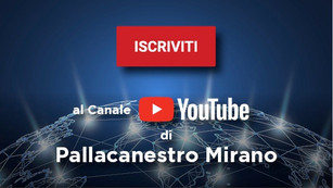 Nasce PM Channel, il canale Youtube di Pallacanestro Mirano