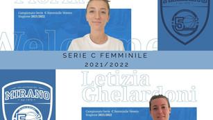 Fiorin e Ghelardoni sono le new entry di Mirano