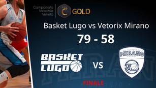 Vetorix, Lugo s'impone con un gran primo quarto