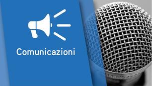 Comunicato società