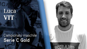 Luca Vit resta biancoazzurro: prima conferma per Mirano