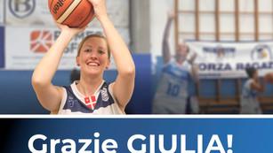 Grazie Giulia!