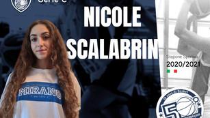 La voglia di riscatto di Nicole Scalabrin per l'Apigi Mirano