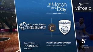 Finalmente si torna in campo: domani sera il derby con il Leoncino