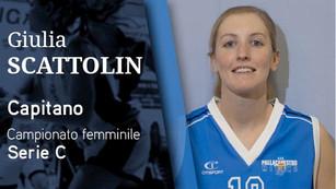 Giulia Scattolin è il primo tassello della squadra femminile