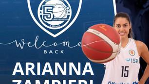 Apigi Mirano, che colpo: arriva Arianna Zampieri