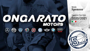 Ongarato sarà il main sponsor del settore giovanile e Minibasket