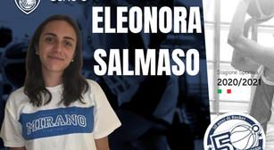 L'Apigi si mette le ali ai piedi con Eleonora Salmaso
