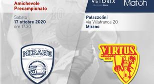 Cibin e la Vetorix ai nastri di partenza: domani l'amichevole con Murano