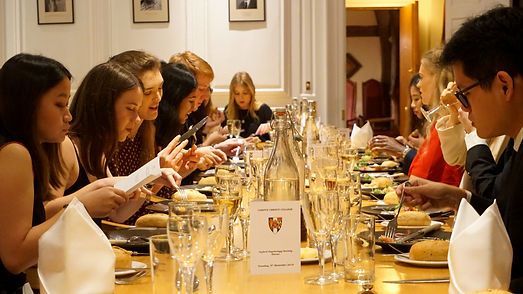 Oxford Psychology Society formal dinner image 2