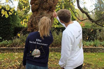 Oxford Psychology Society Social secretaries image
