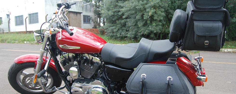 Modelo Daytona G Liso e Sissy Bag G Liso