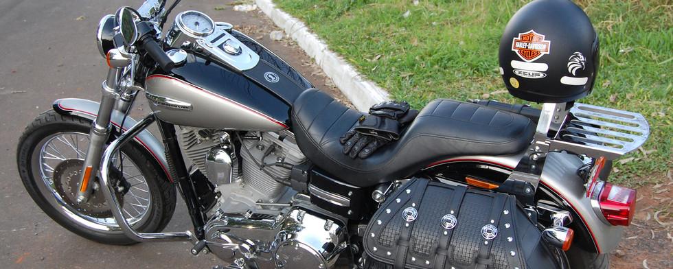 Modelo Daytona G Com Cravos