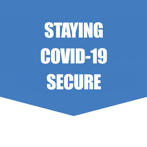 Covid-19...You're in good hands