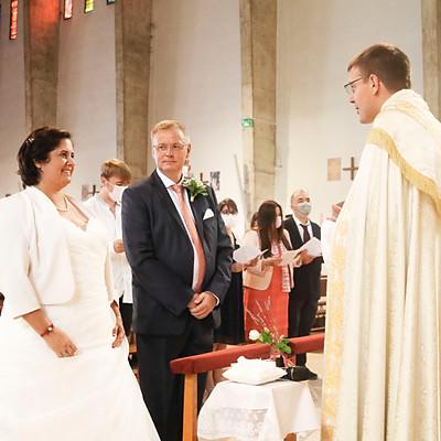 Mariage de Clémentine et Alain
