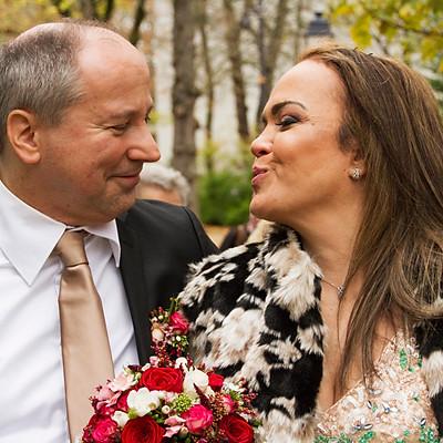Mariage de Nancy et Félix