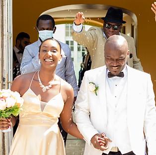 Mariage d'Aby et Moussa
