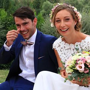 Mariage de Maud et Cyril